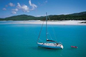 Charter yachts Whitsundays